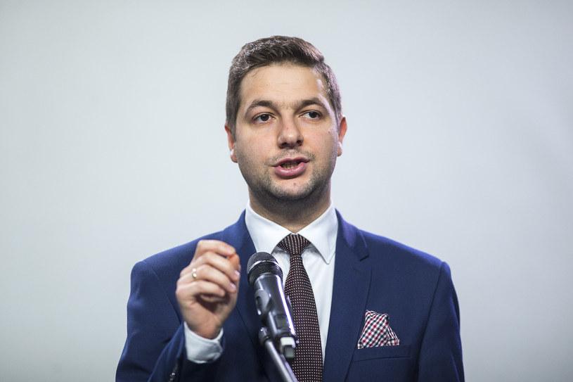 Patryki Jaki /Andrzej Iwańczuk /Reporter