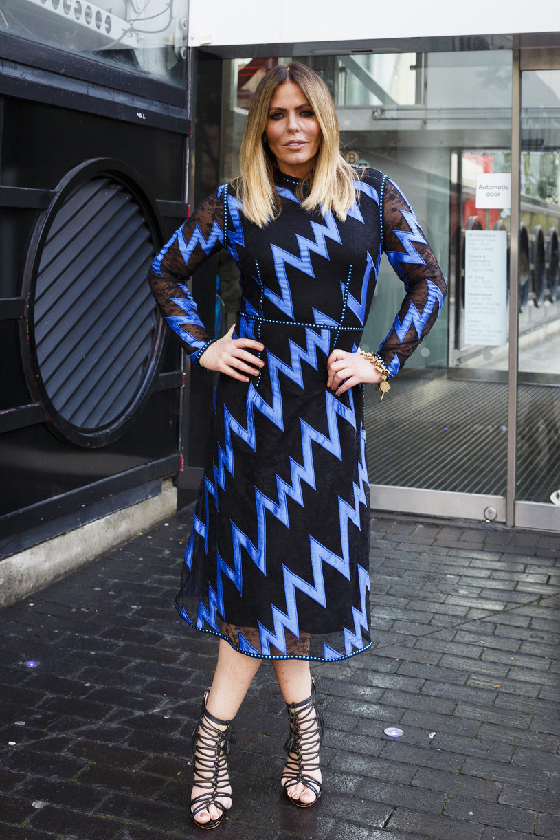 Patsy Kensit /Tristan Fewings /Getty Images
