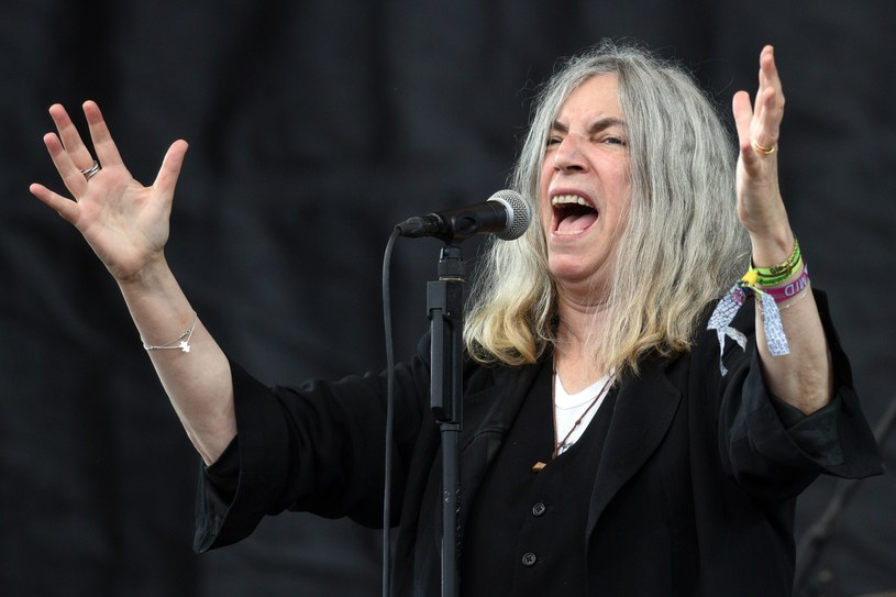 Patti Smith /Oli Scarff /East News