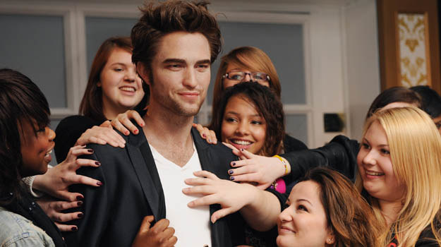 Pattinson musi uważać, żeby nie przecukrzyć - fot. Ian Gavan /Getty Images/Flash Press Media