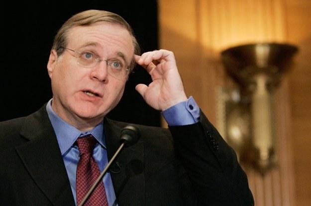 Paul Allen, współtwórca Microsoft, prywatnie walczy z chorobą nowotworową /AFP