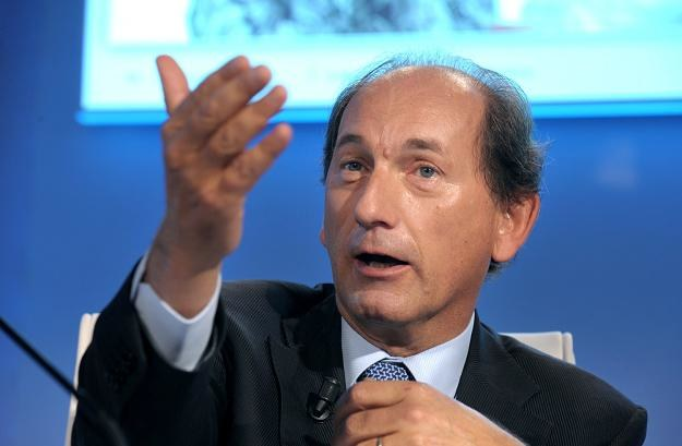 Paul Bulcke, prezes Nestle /AFP