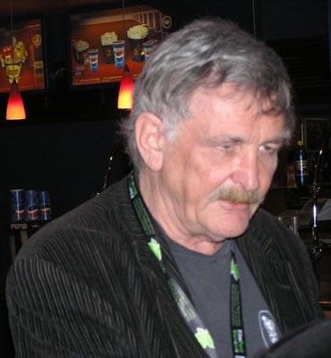 Paul Cox w Warszawie, fot. INTERIA.PL /INTERIA.PL