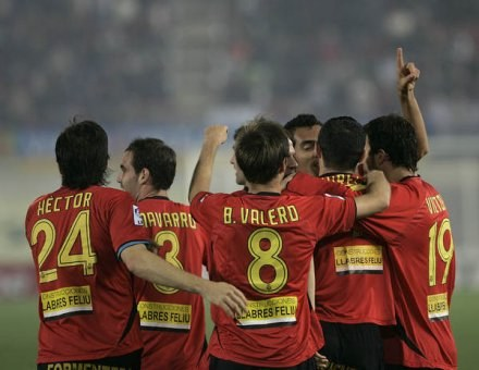 Paul Davidson kupi za 38 milionów euro pakiet większościowy akcji klubu Real Mallorca /AFP