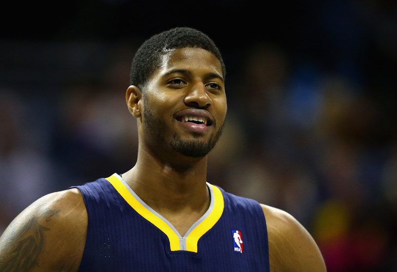 Paul George z Indiana Pacers /AFP