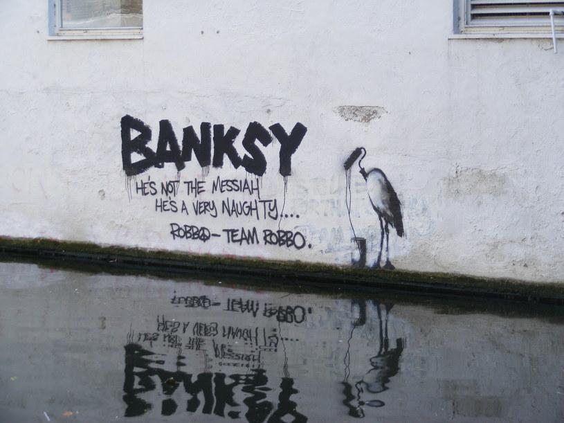 Paul Horner wypłynął na artykule, według którego Banksy naprawdę nazywa się... Paul Horner /Flickr /domena publiczna