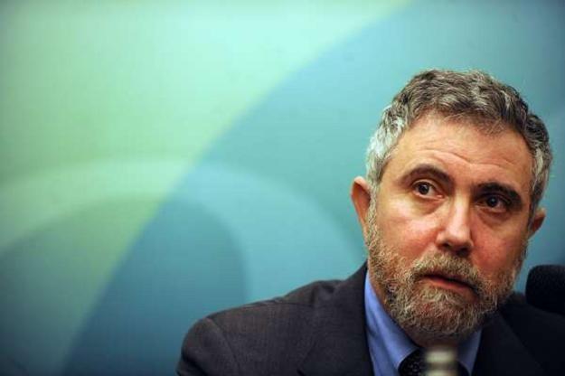 Paul Krugman, laureat ekonomicznego Nobla w 2008 roku /AFP