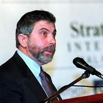 Paul Krugman /AFP