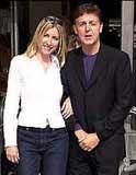 Paul McCartney i Heather Mills /