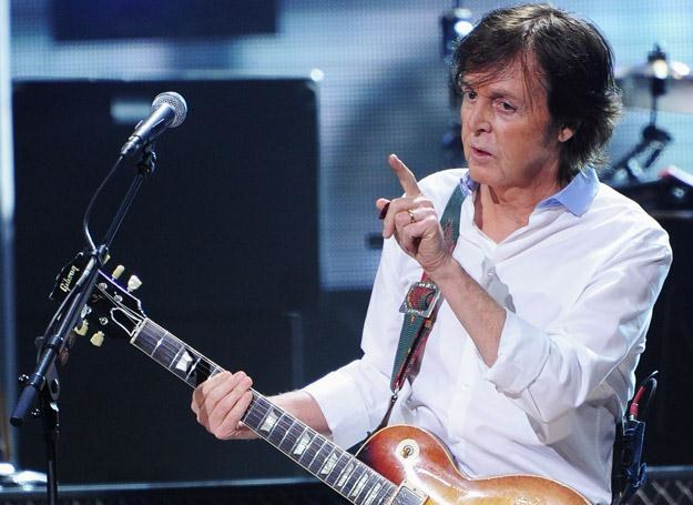 Paul McCartney po raz pierwszy wystąpi w Polsce - fot. Larry Busacca /Getty Images/Flash Press Media