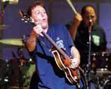 Paul McCartney w Nowym Jorku /poboczem.pl