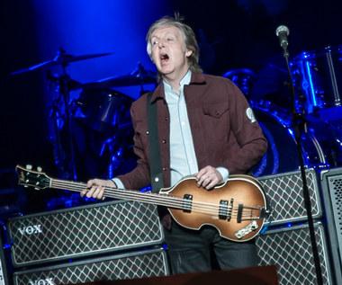 Paul McCartney w Tauron Arenie Kraków: Zaręczyny na scenie [RELACJA, ZDJĘCIA]