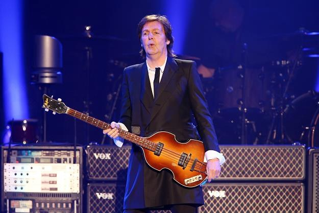 Paul McCartney zamierza bić rekord fot. Neilson Barnard /Getty Images/Flash Press Media