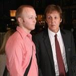Paul McCartney zaśpiewał ze swoim synem