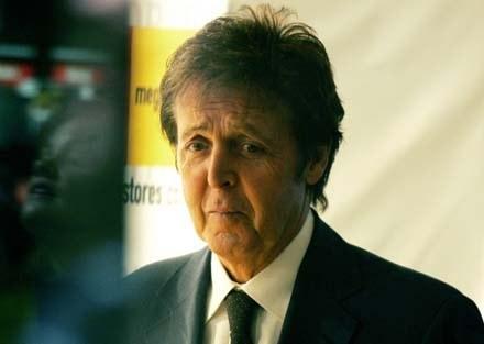 Paul McCartney /arch. AFP