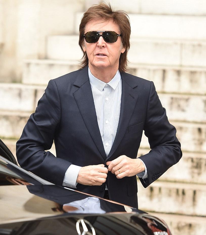 Paul McCartney /East News