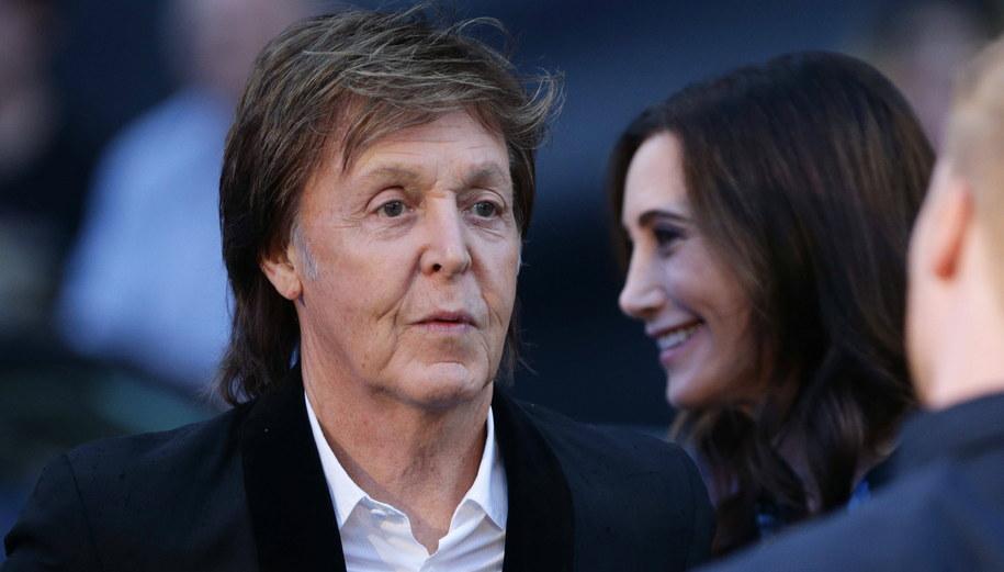 Paul McCartney /YUI MOK /PAP/EPA