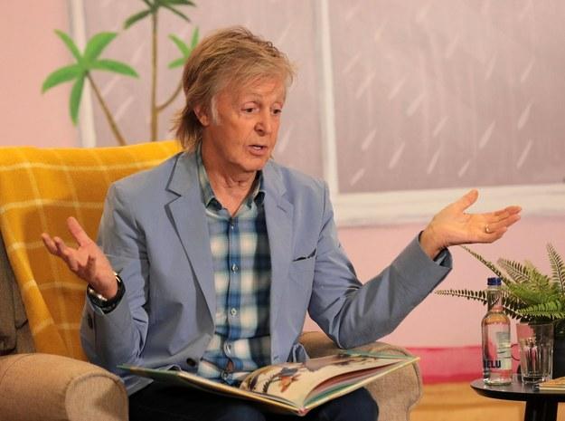 Paul McCartney /James Shaw /PAP/Photoshot