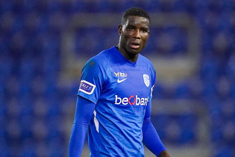 Paul Onuachu, który zapewnił Nigerii awans na MŚ, w barwach Genku /Jeroen Meuwsen/BSR Agency /Getty Images