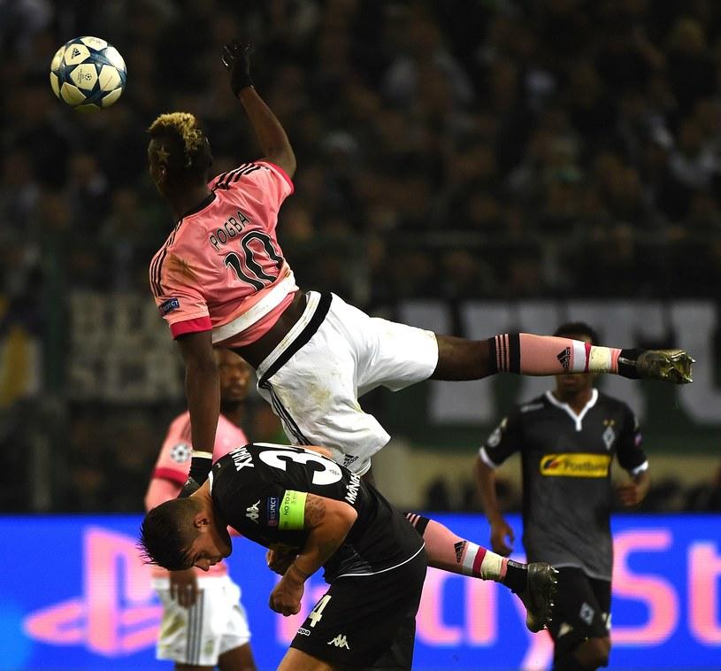 Paul Pogba, gwiazda Juventusu /AFP