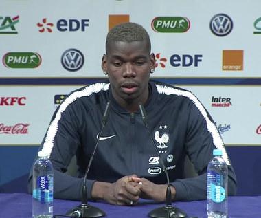 Paul Pogba o zwolnieniu Jose Mourinho z MU. Wideo