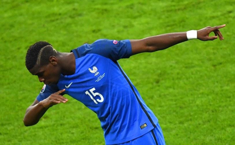 Paul Pogba wciąż walczy z reprezentacją o mistrzostwo Europy /AFP