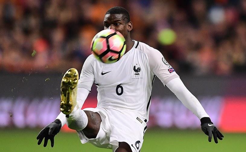 Paul Pogba zdobył zwycięskiego gola dla Francuzów /AFP