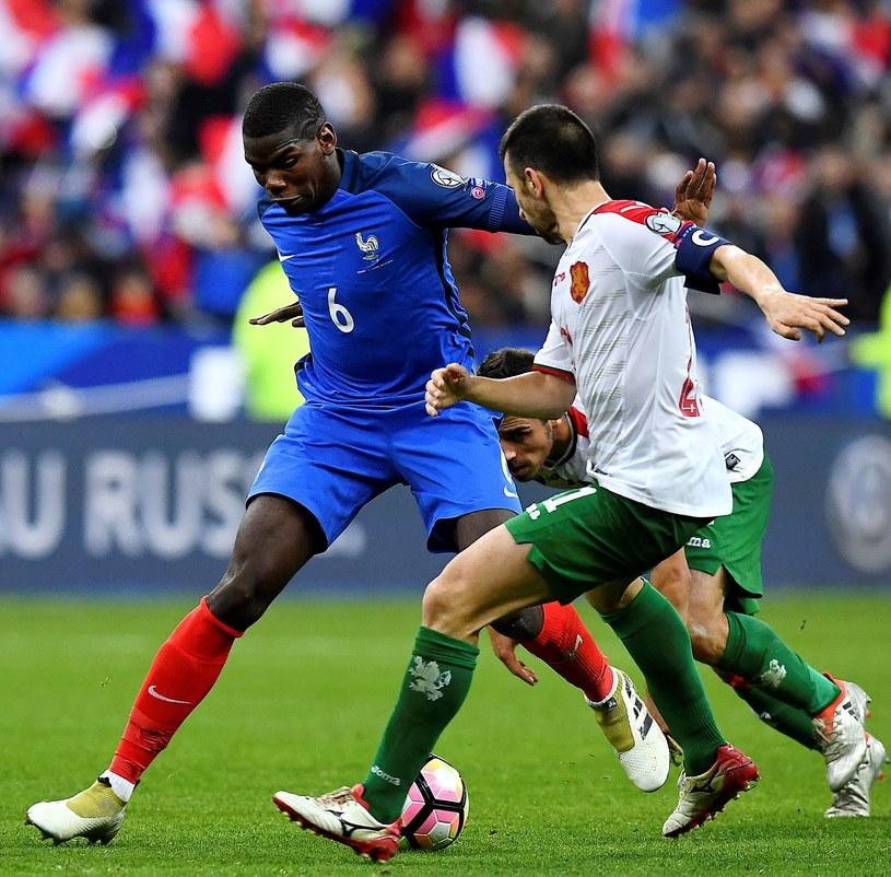Paul Pogba /AFP