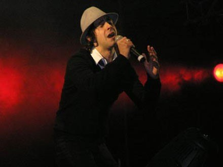 Paul Smith (Maximo Park) /INTERIA.PL