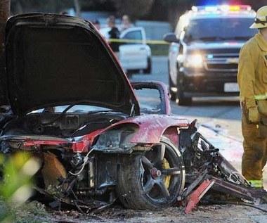 """Paul Walker z """"Szybkich i wściekłych"""" zginął w Porsche  GT"""