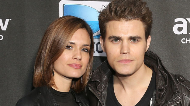 Paul Wesley i Torrey DeVitto /Getty Images