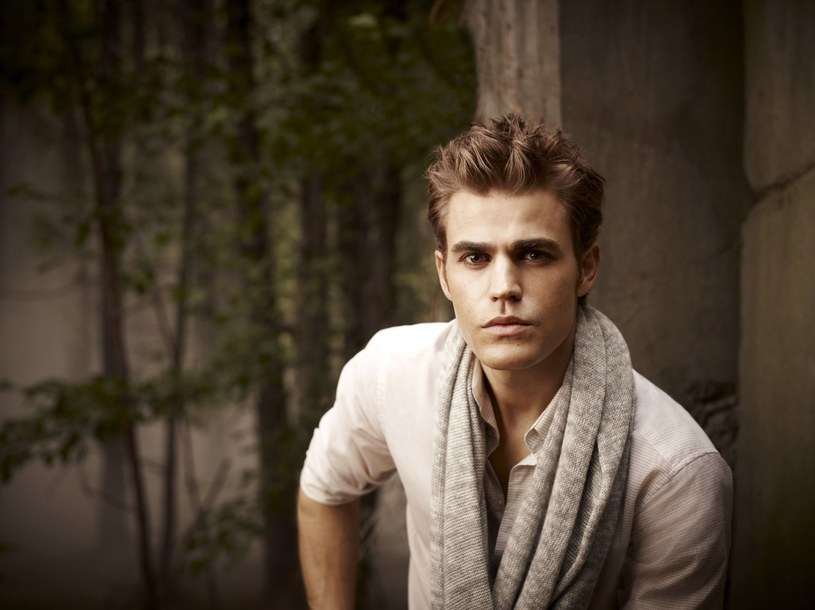 "Paul Wesley w serialu ""Pamiętniki wampirów"" /ALLOY ENTERTAINMENT/CBS TELEVISION/OUTERBANKS/WARNER BROS /East News"