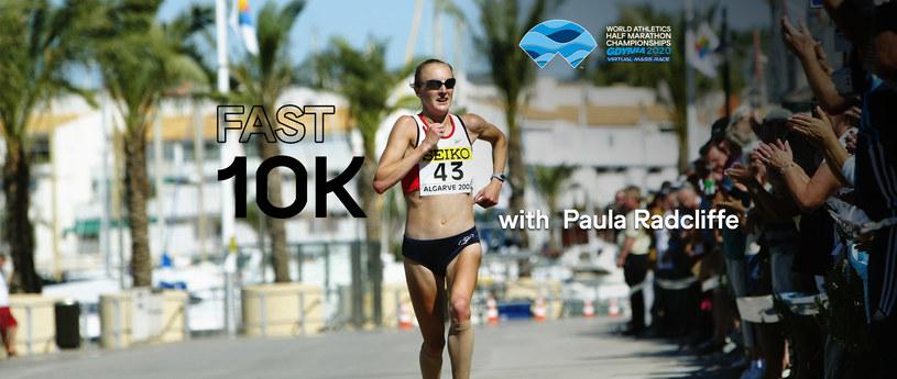Paula Radcliffe /Sport Evolution /materiały prasowe