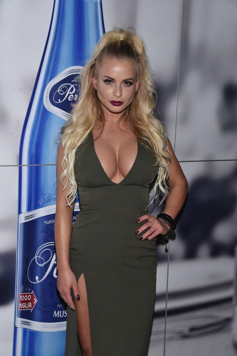 Paula Tumala w wersji blond /Mateusz Jagielski /East News
