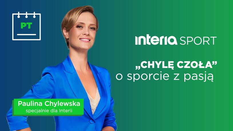 Paulina Chylewska - Chylę czoła /Interia.pl /materiały promocyjne
