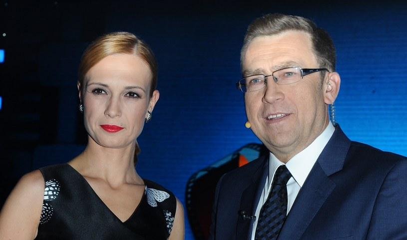 Paulina Chylewska i Maciej Orłoś /Piotr Andrzejczak /MWMedia