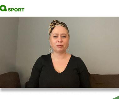 Paulina Czarnota-Bojarska o burzy wokół posady trenerskiej w Śląsku Wrocław. Wideo