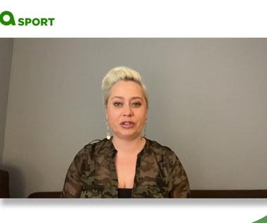 Paulina Czarnota-Bojarska o trenerach Wisły Kraków. Wideo