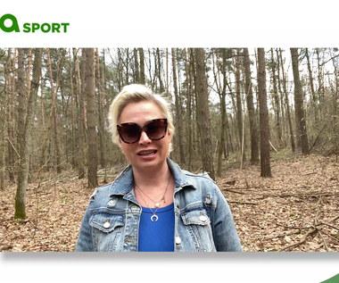 Paulina Czarnota-Bojarska przed meczem Piast - Legia: Intuicja podpowiada mi, że Legia nie wygra. Wideo