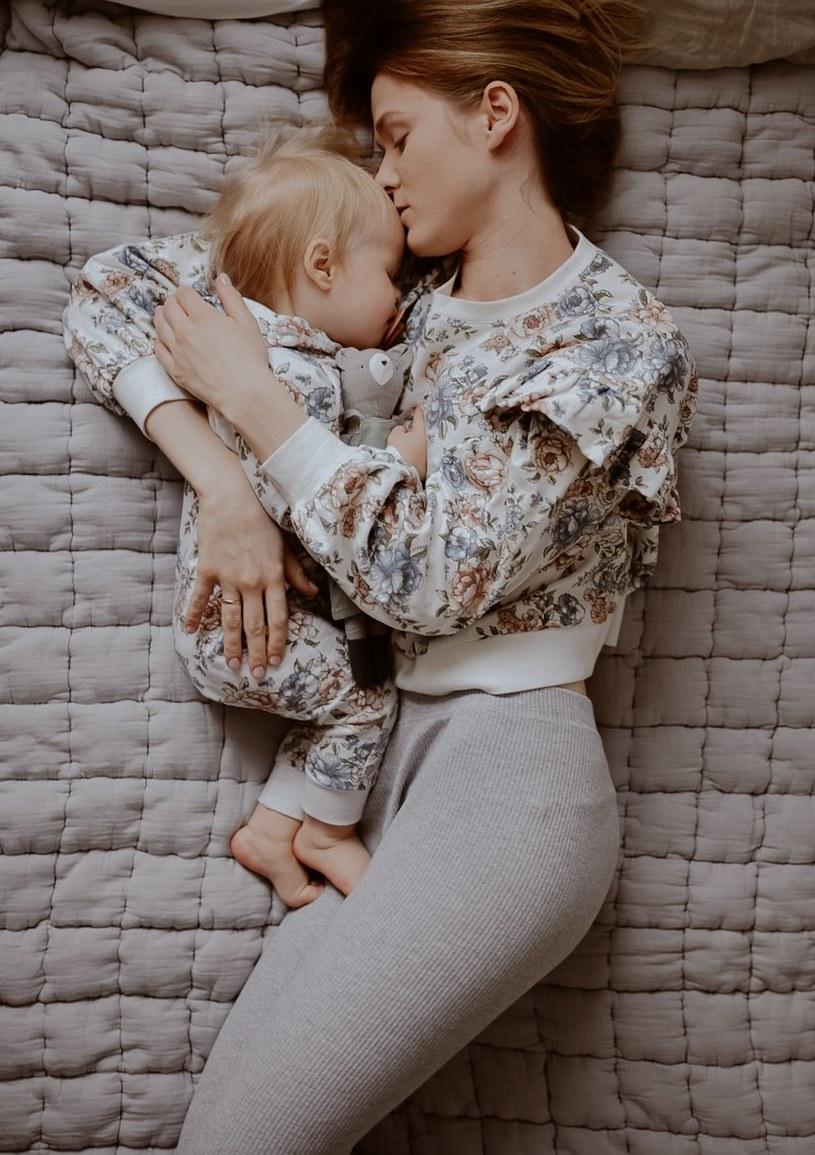 Paulina Garlacz jedna z popularnych polskich influencerek, pokazuje swoją codzienność na instagramowym profilu scimmietta in love /Paulina Garlacz / scimmietta_in_love /materiał zewnętrzny