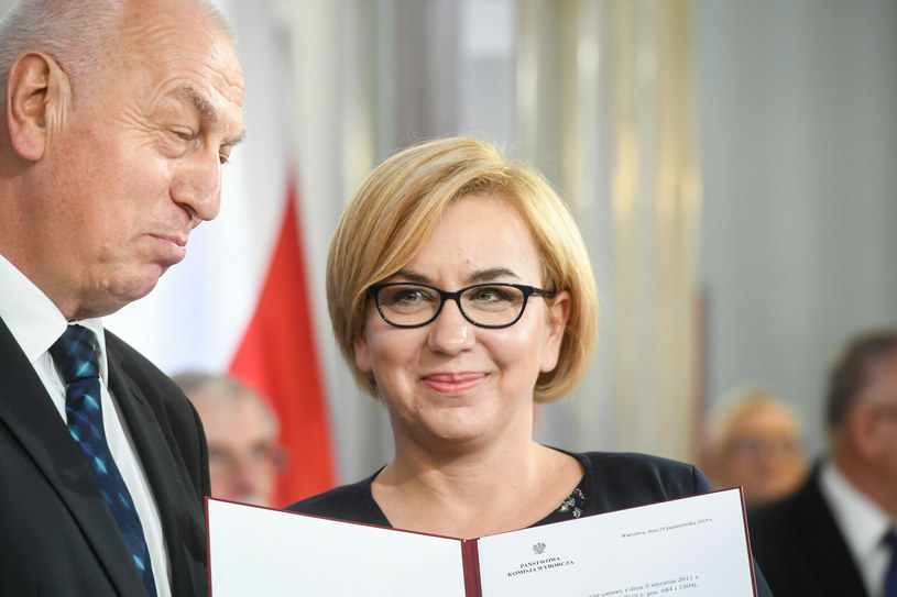 Paulina Hennig-Kloska /Jacek Domiński/ Reporter /East News