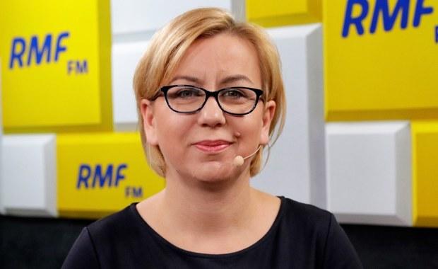 Paulina Henning-Kloska gościem Popołudniowej rozmowy w RMF FM
