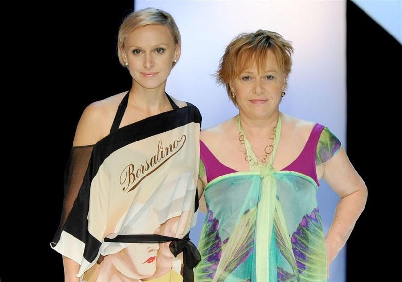 Paulina Holtz i Joanna Żółkowska /Agencja W. Impact