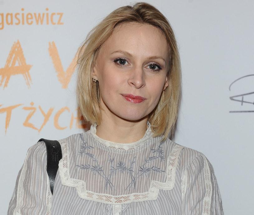 Paulina  Holtz to kobieta z pasją /MWMedia /MWMedia