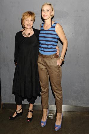 Paulina Holtz z mamą Joanną Żółkowską /fot  /AKPA