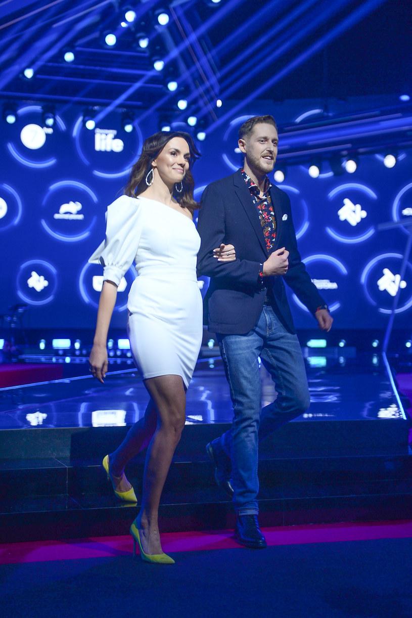 Paulina i Damian /Jaroslaw Antoniak /MWMedia