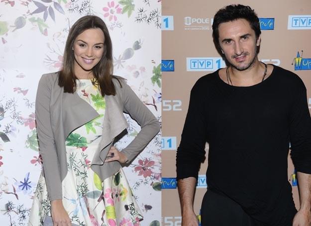 Paulina i Sebastian tworzą piękną parę /MWMedia