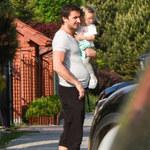 Paulina Krupińska i Sebastian Karpiel-Bułecka posłali 2-letnią córkę do przedszkola