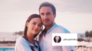 Paulina Krupińska i Sebastian Karpiel-Bułecka są już po ślubie!