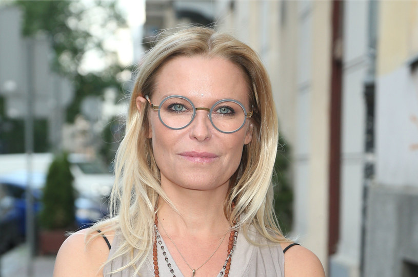 Paulina Młynarska skończyła pracę nad książką, której premierę zapowiedziała na jesień /MWMedia